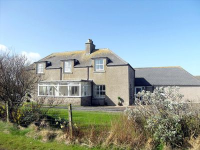 Photo for Luxury Self-Catering Traditional Family Farmhouse in John o'Groats, Caithness