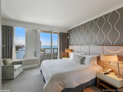 Photo for Premium Ocean View One Bedroom Suite in the Fontainebleau Tresor