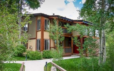 Photo for Ski-in/ski-out Condo In Snowmass Village/Aspen, CO - with Hot Tub!
