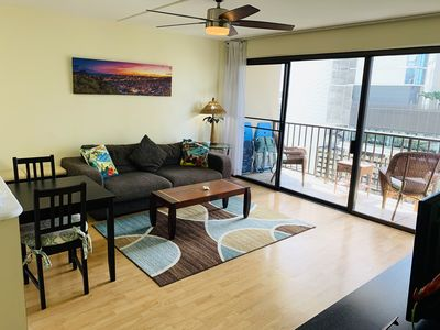 1 bedroom, 1 bathroom, 1 Parking, full kitchen, air conditioning, pool, jacuzzi