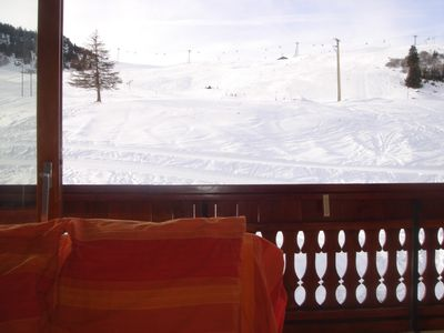Photo for Traditional chalet of great charm at the edge of ski area