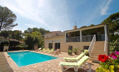 Photo for 5 bedroom accommodation in Antibes