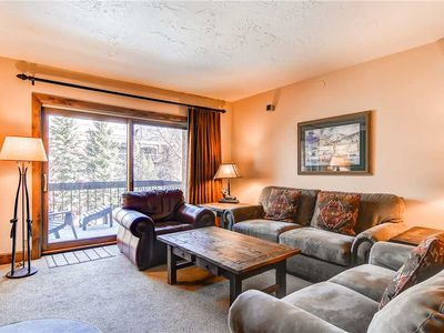 Photo for Walk to Town Lift, Heated Pool and Hot Tub