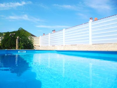 Photo for Design villa with pool on St Cyprien