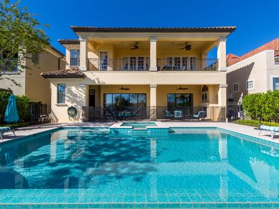 Photo for Muirfield Villa | Luxury 5,888 Sq. Ft., 6 Bed Villa With Infinity-Edge Pool