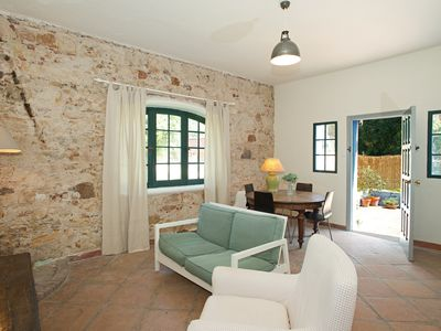 Photo for Green cottage - historic 1 bedroom farmhouse