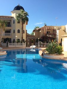 Photo for Apartment With Shared Pool And Private Fully Furnished Sun Terrace