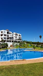 Photo for Refined apartment in front of Club Med near Cabo Negro beach