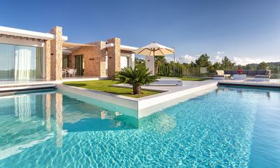 Photo for Cala Conta Sunset - luxury 6 bedrooms serviced villa - Travel Keys