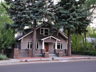 Photo for Wonderful Downtown Location- Historic Bungalow -- Close to NAU