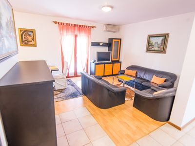 Photo for Luxurious apartment in the quiet area on convenient distance to beach and center