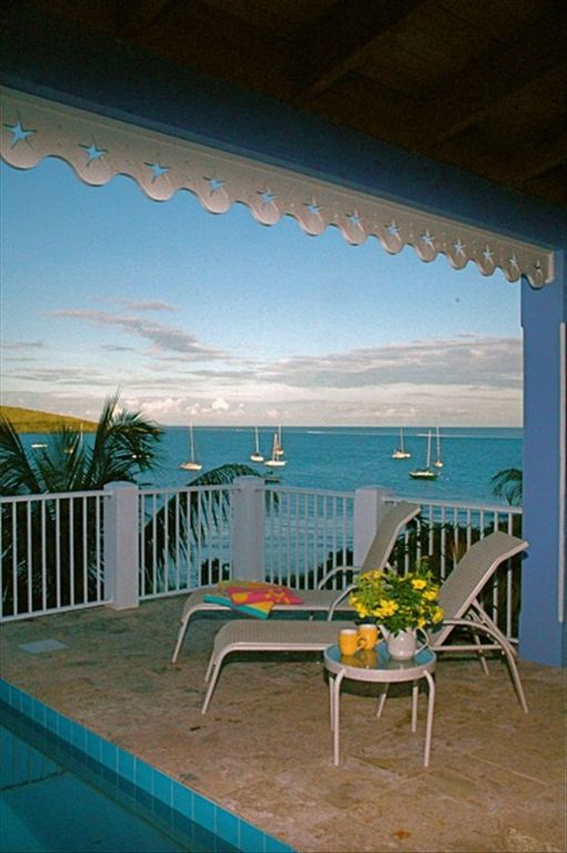 Private Waterfront Home Pool Wifi Ac Unbelivable View Grapetree Bay East End Saint Croix