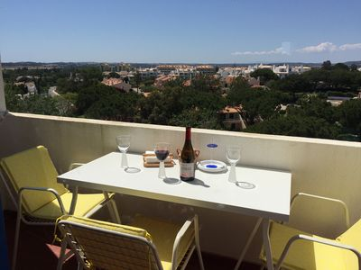 Photo for 2BR Apartment Vacation Rental in Quarteira, Faro