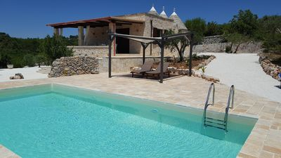 Photo for Trulli Parco Grande with swimming pool