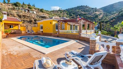 Photo for Cosy holiday home with sea views in Torrox Pueblo - sleeps 6