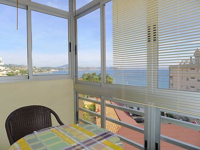 Photo for Apartment Horizonte in Calpe/Calp - 2 persons, 1 bedrooms