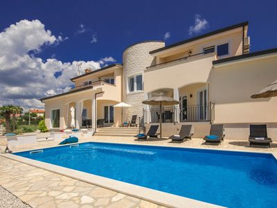 Photo for Fantastic villa with very best sea view