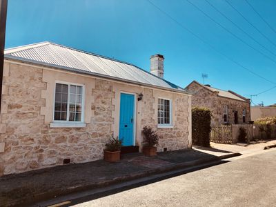 Circa 1866- Located in a quiet one way street in 'Little Scotland '