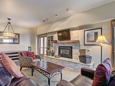 Photo for Scenic Winter Getaway Sleeps 8 - Ski in Out + Walk downtown