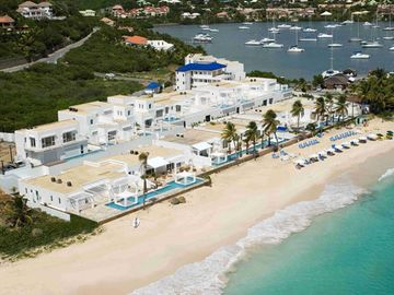 Coral Beach Club (Saint-Martin)