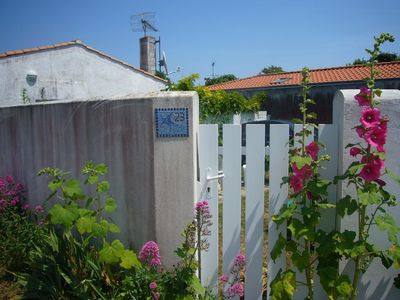Photo for On the island of Oleron in the heart of the village located at the seaside