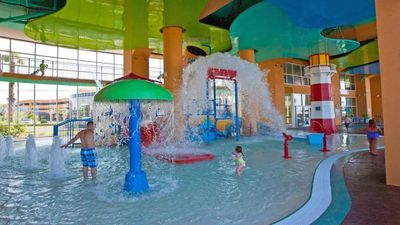 Kids Covered Water Park