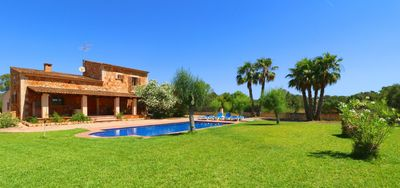 Photo for Can Toni villa with swimming pool and a lot of outdoor space 403