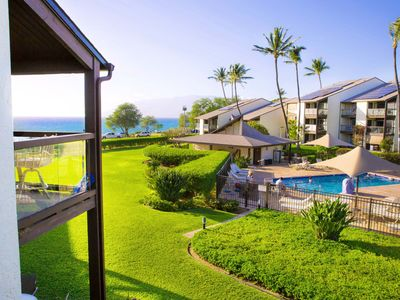 Photo for #271  Second floor condo, easy access to best beach on Maui!