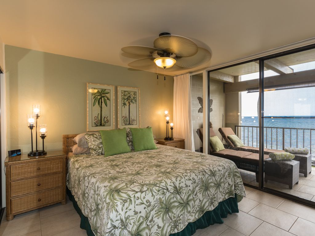two bedroom condo. Property Image 3 Luxury 2 bed home in Deal s conservation area yards from  the beach Updated Oceanfront Two Bedroom Condo Hawaii Hotels Resorts and
