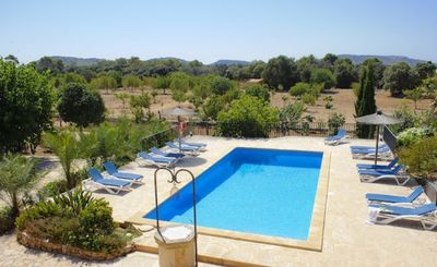 Photo for 7 bedroom accommodation in Cas Concos