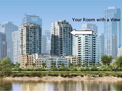 Photo for Calgary Luxury Downtown Tower On The Bow River