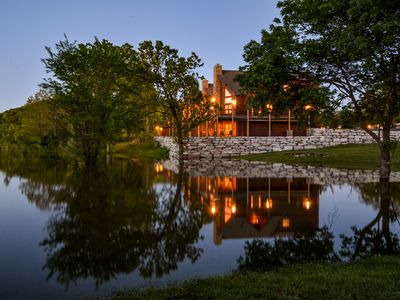 Photo for 5BR Chalet Vacation Rental in Lampe, Missouri