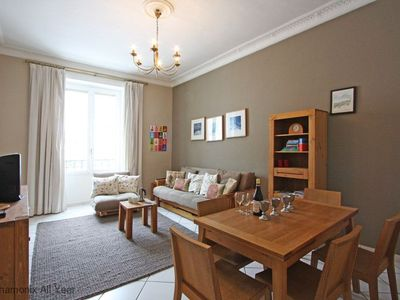 Photo for Le Majestic 76 appt -  an apartment that sleeps 6 guests  in 2 bedrooms
