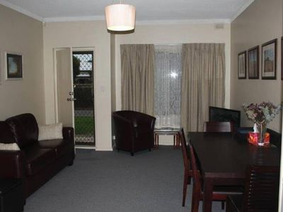 Photo for Curtin on Leader St - 2 bedroom, ground floor