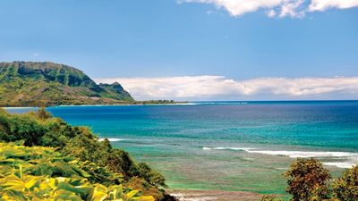 Photo for KAUAI:  Huge 2 Bedroom Suite.  Beautiful Resort near Ocean/Golf.  Great Pools!