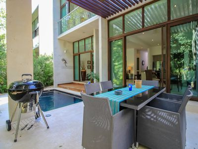 Photo for Villa Mimosa - Luxury 4BR Home with Private Pool by olahola