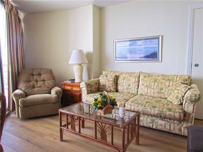 Photo for Gorgeous views of the Beach! Meridian Plaza 706: 1 BR / 1 BA condo in Myrtle Beach