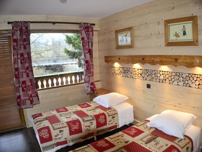 Photo for Furnished 2 rooms Savoyard valley for your ski holidays