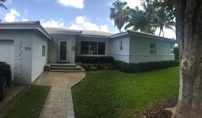 Photo for Large, Private home in center of Miami's MIMO DISTRICT.