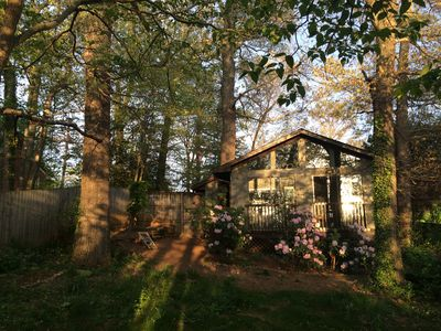 Photo for Groove Stone Getaway!    10 min. drive to Downtown Asheville and Biltmore Estate