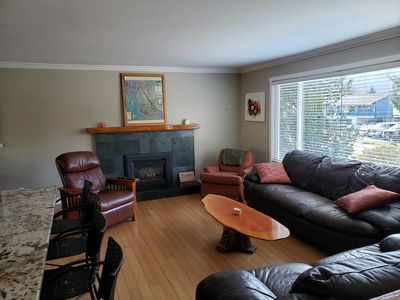 Photo for Sunny family home located in Squamish BC.