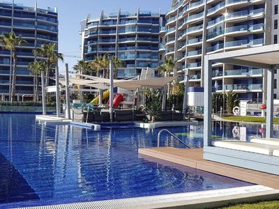 Photo for Holiday flat, Punta Prima Alicante  in Um Valencia - 5 persons, 2 bedrooms