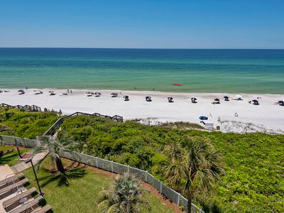 Photo for GRAND PLAYA 402: Beautifully Decorated Gulf Front Condo with Gorgeous Views!!