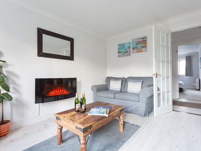 Photo for Hideaway, a 2 bedroom apartment in Port Pendennis Marina,  Falmouth