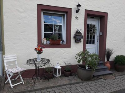 Photo for Holiday apartment Berlingen for 2 - 3 persons with 1 bedroom - Holiday apartment in a farmhouse