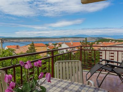 Photo for Holiday accommodation in Jadranovo on the Crikvenica Riviera