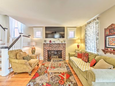 Photo for NEW! Nostalgic Atlantic City Home By The Boardwalk