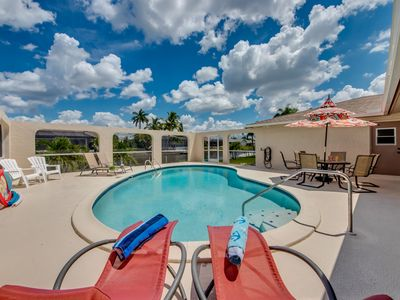 Photo for Good Times, Great Memories with Kayaks and Bikes to Explore - Villa Good Times -Cape Coral, FL