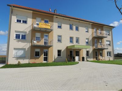 Photo for Holiday apartment with parking and satellite TV