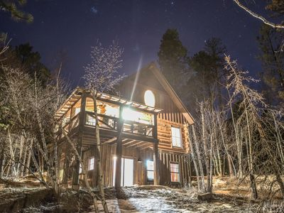 Cabin near Deadwood with hot tub, Access to Pool!